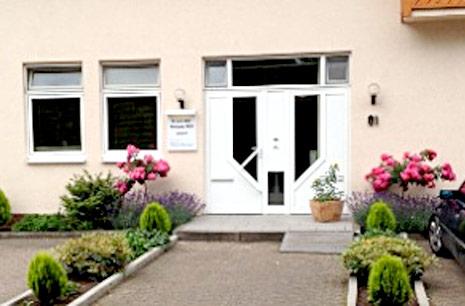 Zahnarztpraxis von Dr. Oliver Samson in Friedewalde